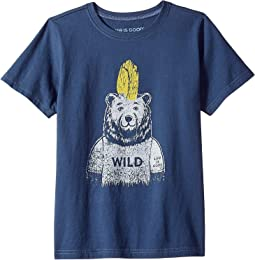 Wild One Crusher™ Tee (Little Kids/Big Kids)