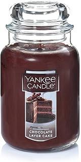 شمع یانکی شمع بزرگ یانکی ، کیک لایه ای شکلات