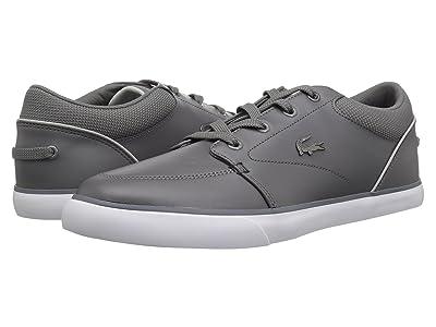 Lacoste Bayliss 318 2 (Dark Grey/Light Grey) Men