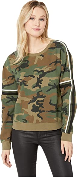 Backtrack Camo Fleece Sweatshirt