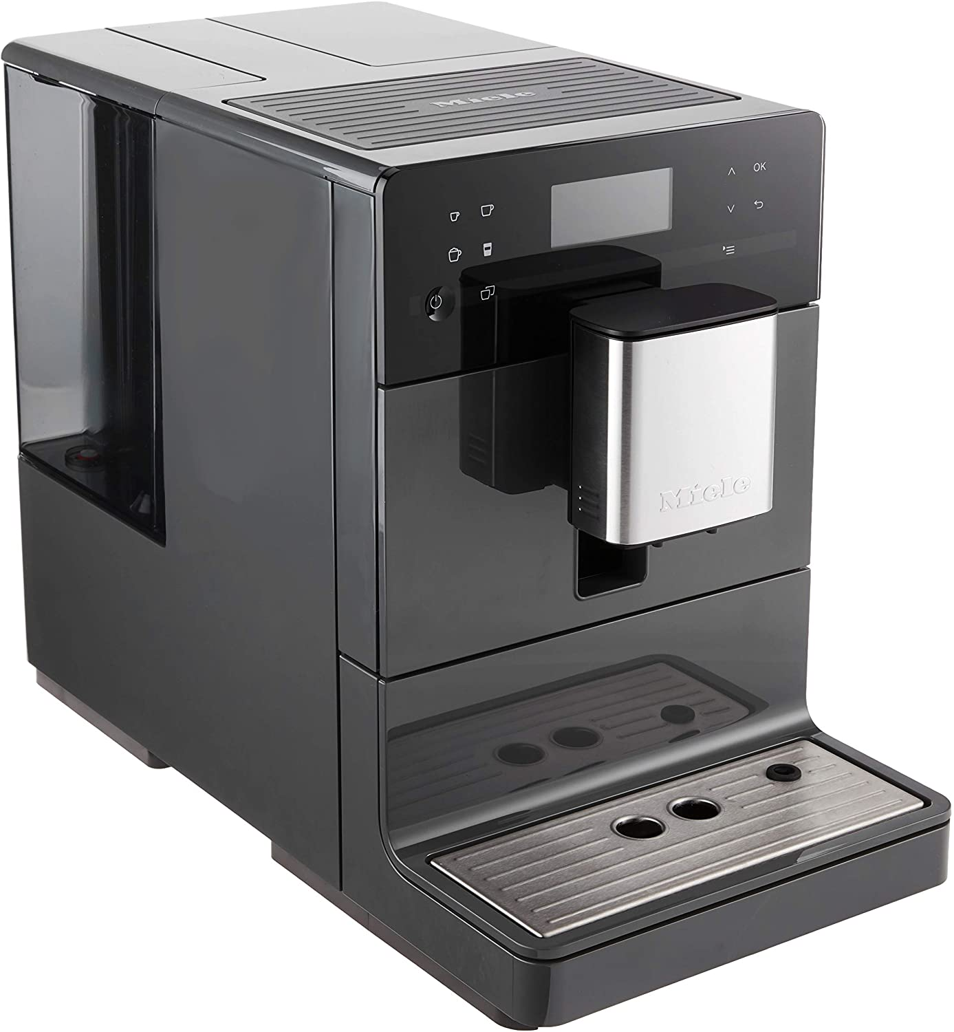 Miele CM5300 Coffee System Graphite OFFicial store Excellent Medium Grey