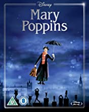 Mary Poppins [50th Anniversary Edition] [Blu-ray] [Import]
