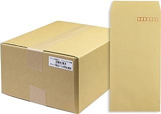 マルアイ 封筒 クラフト封筒 長形3号 A4三つ折対応 70g 500枚 E301346