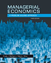 Managerial Economics (Upper Level Economics Titles)