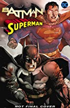 batman and superman comic