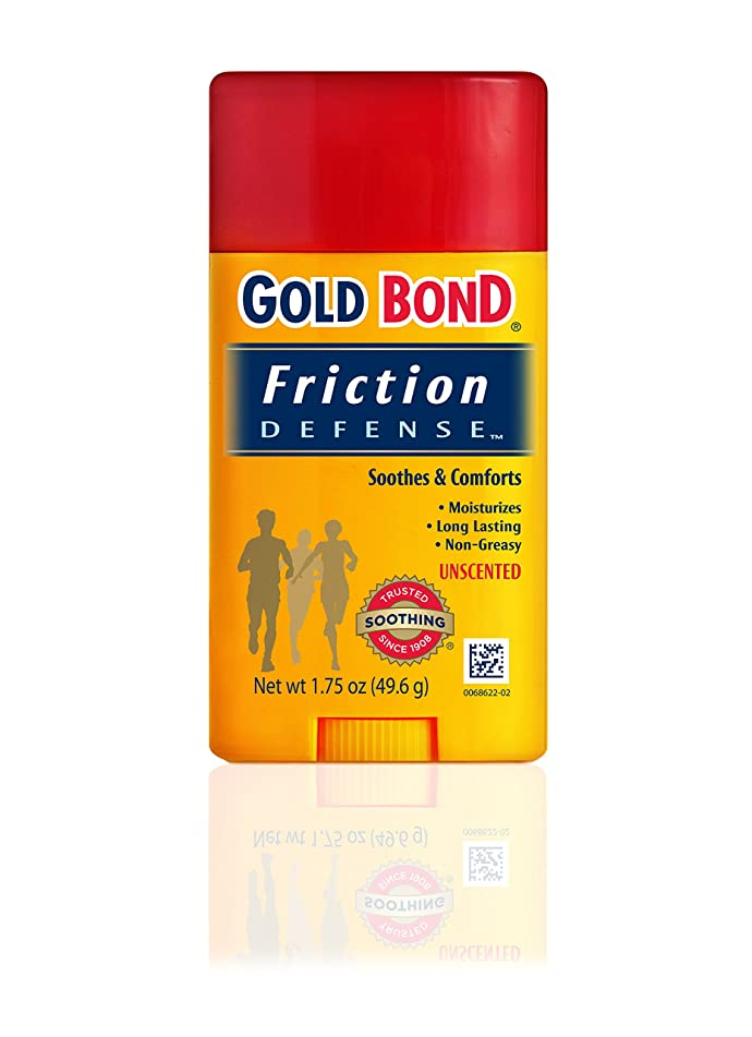 Gold Bond Friction Defense Stick Unscented 1.75 oz