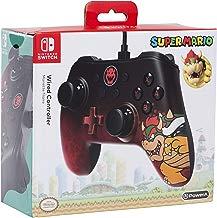 Controle Para Nintendo Switch PowerA Iconic - Bowser