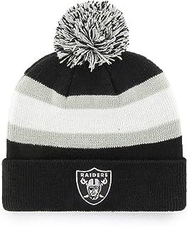 84c069eb9a1 OTS NFL Adult Men s NFL Rush Down Cuff Knit Cap with Pom