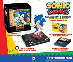 Sonic Mania Collector's Edition – Xbox One