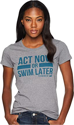 Act Now Short Sleeve T-Shirt