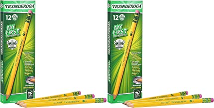 TICONDEROGA My First Pencil Pack of 2