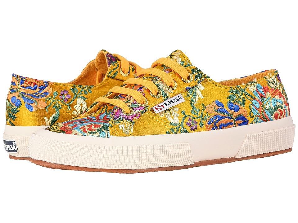 Superga 2750 Korelaw Sneaker (Mustard) Women