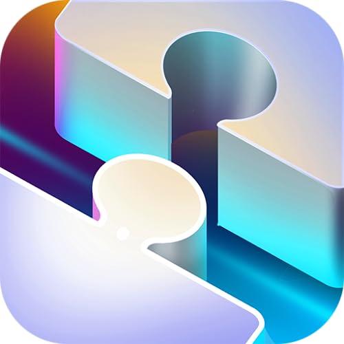 DePuzzle - anti stress puzzle-spiel und denkspiel