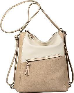 TOM TAILOR bags SORAYA Damen Schultertasche/Rucksack one size, 35x11,5x28,5