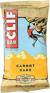 Clif Bar Carrot Cake by Clif Bar