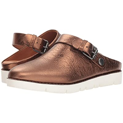 Gentle Souls by Kenneth Cole Esther (Bronze Metallic Leather) Women