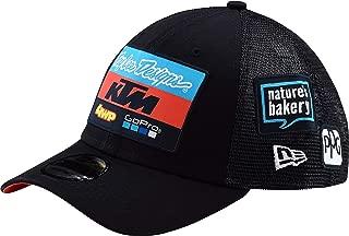 Troy Lee Designs Men's KTM Team Curve Snapback Adjustable Hats