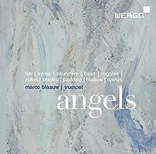 Marco Blaauw : Angels. Compositions pour trompette de Lim, Ayres, Haas, Saunders