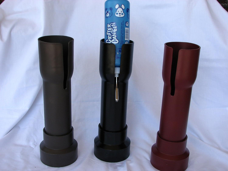 Pet Water Bottle Stand (Black)