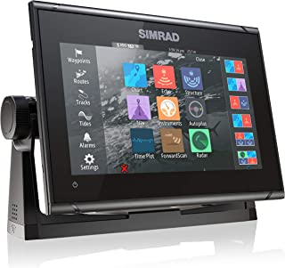 $849 » Simrad GO9 XSE - 9-inch Chartplotter (No Transducer) with C-MAP Discover Chart Card