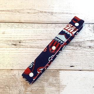 Jam's Ukulele TAU-844-6 / 水筒肩紐カバー 男の子用 女の子用 学校用品 ハンドメイド 手作り プレゼント