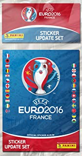 Panini UEFA Euro 2016 Sticker Update Set