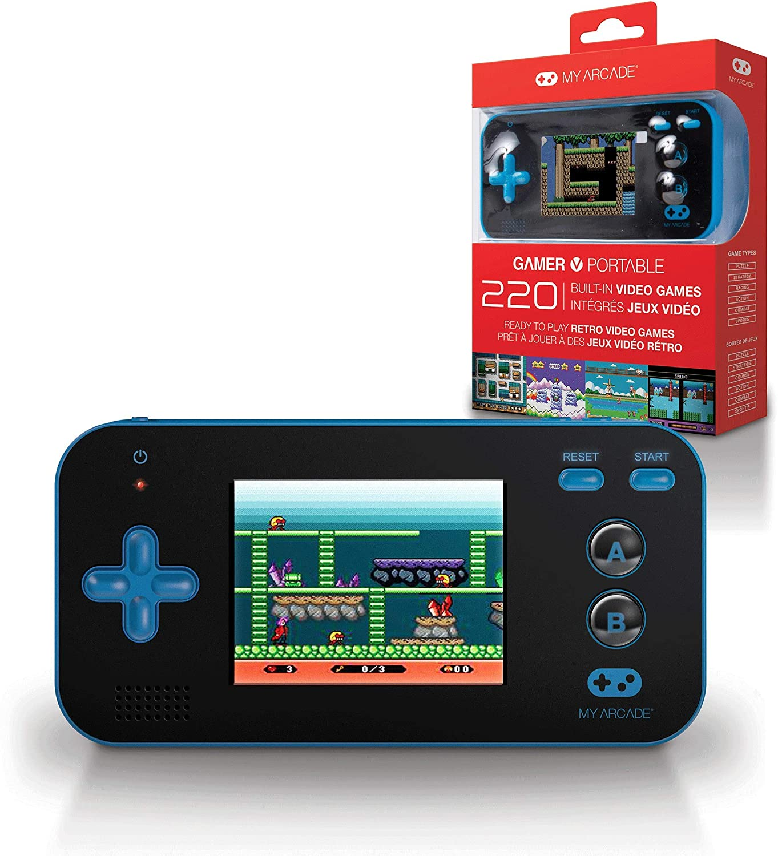 Miami Mall My Arcade Gamer V New life Portable - Gaming 220 Retro System Handheld