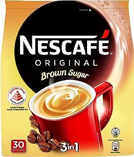 Nescafe Original 3in1 with Brown Sugar, 30x17g