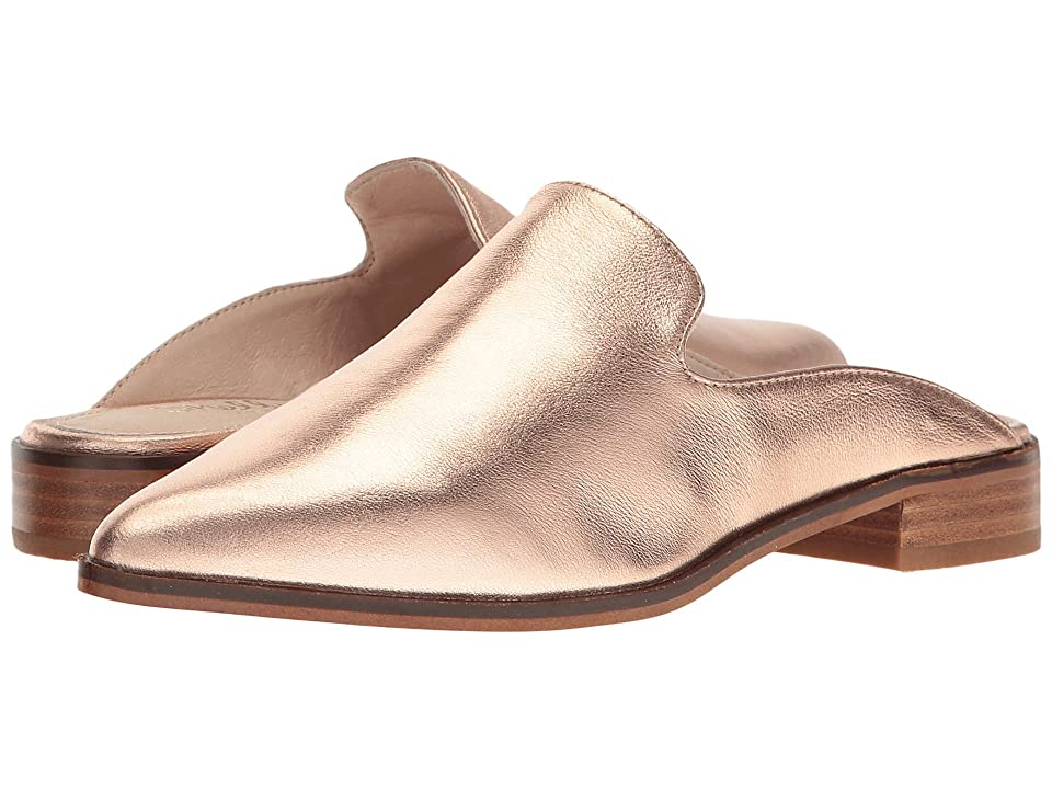 Shellys London Cantara Mule (Rose Gold Leather) Women