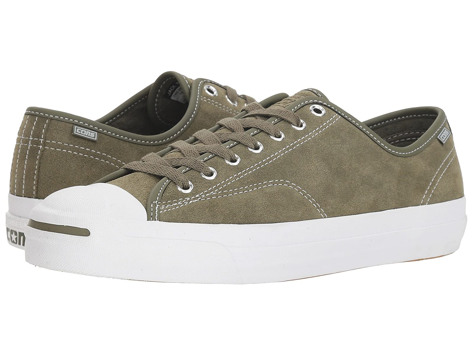 Converse Skate Jack Purcell® Pro Suede OxAtmospheric grades have affordable shoes
