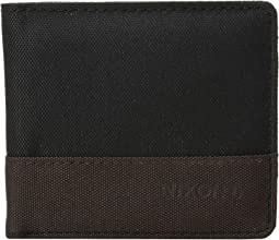 The Atlas Nylon Showdown Bi-Fold Wallet