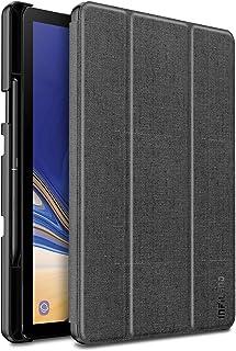 جراب هاتف Samsung Galaxy Tab S4 من Infiland مزود بحامل قلم S مزود بخاصية التنبيه/السكون التلقائي لهاتف Samsung Galaxy Tab ...