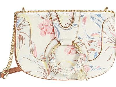 See by Chloe Hana Shoulder Bag (Cement Beige 1) Handbags