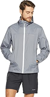 Columbia Men's Evapouration Jacket, Grey Ash, X-Large
