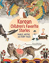 Korean Children's Favorite Stories: Fables, Myths and Fairy Tales