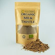 Organic Liver Detox Silymarin Powder Antioxidant Protein Vegan 1kg Estimated Price : £ 21,99