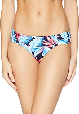 Palms Paradise Reversible Shirred Hipster