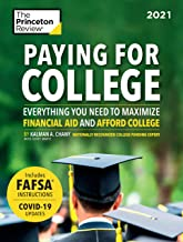 Download Book Paying for College, 2021: Everything You Need to Maximize Financial Aid and Afford College (College Admissions Guides) PDF