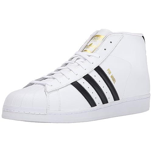 8261da1d2e adidas Superstar High Top: Amazon.com