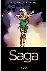 Saga Vol. 4 Kindle Edition