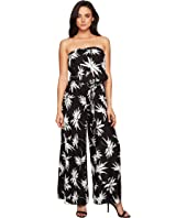 Christin Michaels - Kay Strapless Jumpsuit