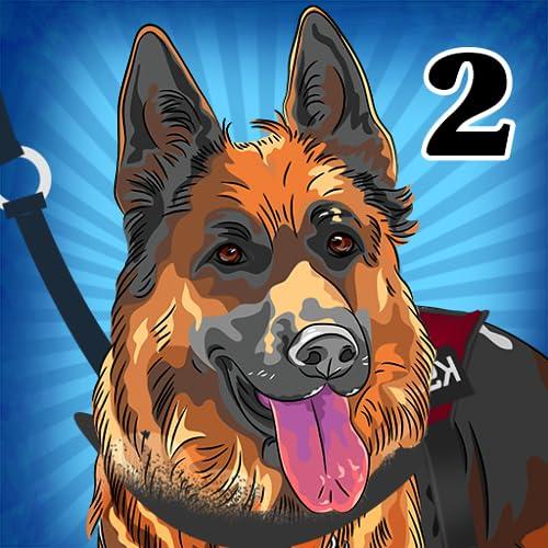 cães de resgate k9 ii: o recruta canino polícia unidade corrida para capturar criminosos perigosos - edição gratuita