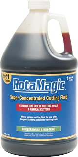 Hougen 11742 RotaMagic Metal Cutting Oil 10:1 mix Super Concentrated Cutting Fluid 1 Gallon