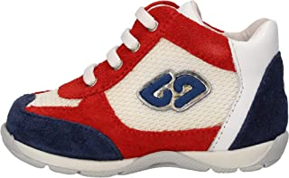 Fashion-Sneakers Baby-Boys Suede Multicoloured