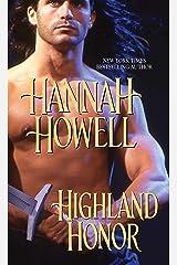 Highland Honor (The Murrays Book 2) Kindle Edition