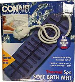 Conair Thermal Spa Soft Bath Mat 60% Smaller with The Same Power