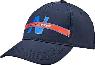 Nautica Men's HERITAGE BASEBALL CAP NAVY, Navy, One Size