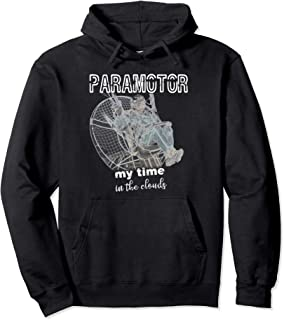 Paramotor PPG Powered Paraglider Pullover Hoodie
