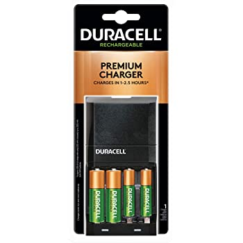 Duracell Ion Speed 4000 Battery Charger 1 Count
