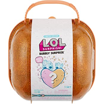 L.O.L. Surprise! Bubbly Surprise (Orange) with Exclusive Doll & Pet